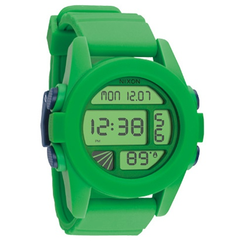 Nixon Unit (Green/Blue/Navy)