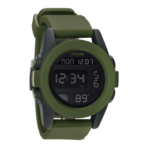 Nixon Unit (Matte Black/Surplus)