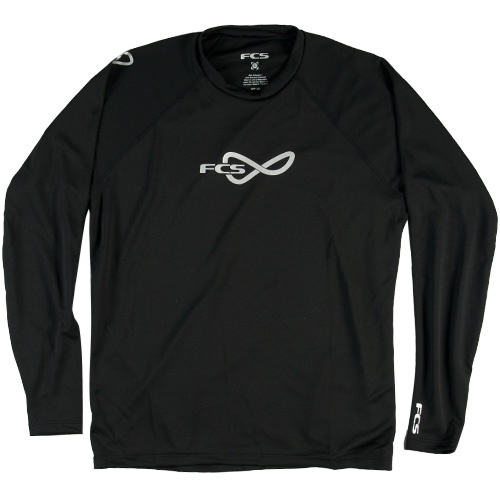 FCS Surf Shirt (Black)