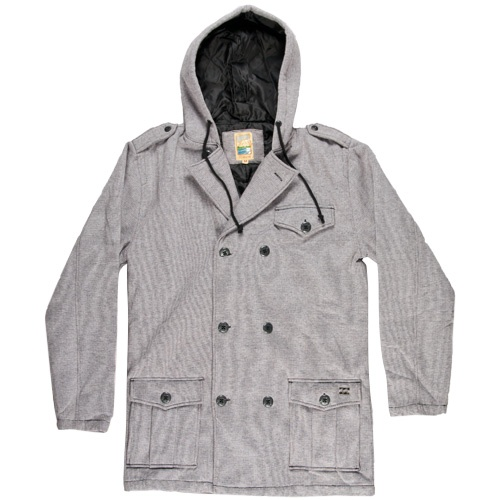 Billabong Commander Hoodie (Ink Grey)