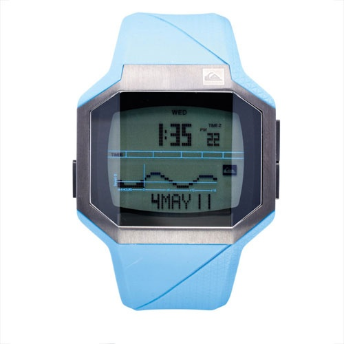 Quiksilver Addictiv (Blue Strap/Black Face)