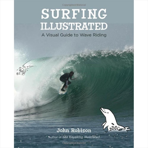Surfing Illustrated Book