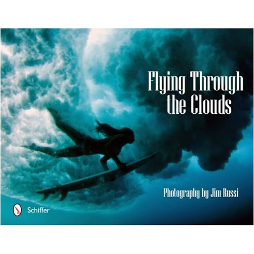 Flying Through The Clouds Book