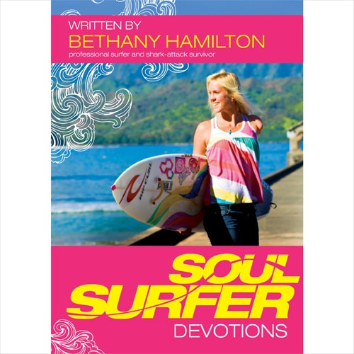 Devotions for the Soul Surfer Book