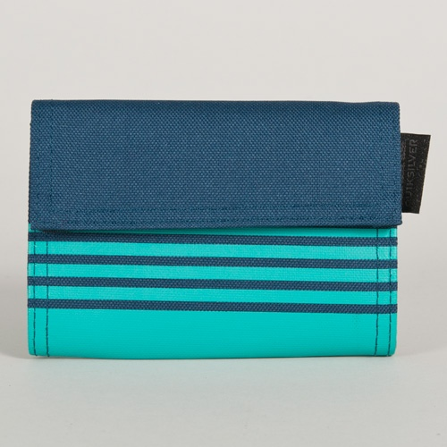 Quiksilver Wave Station Wallet (Navy Blue)