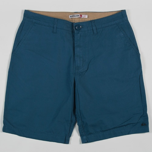 Quiksilver Miner Road Short (Midnight Blue)