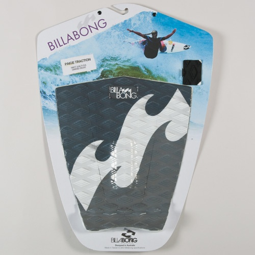 Billabong Team (Black/White) Tailpad