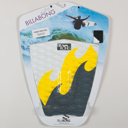 Billabong Team (Yellow/White) Tailpad
