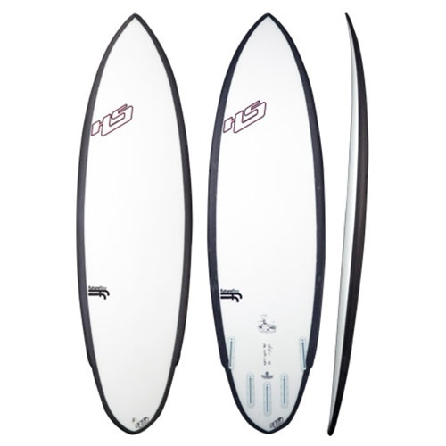 Haydenshapes Shred Sled (FutureFlex) 2013 Surfboard