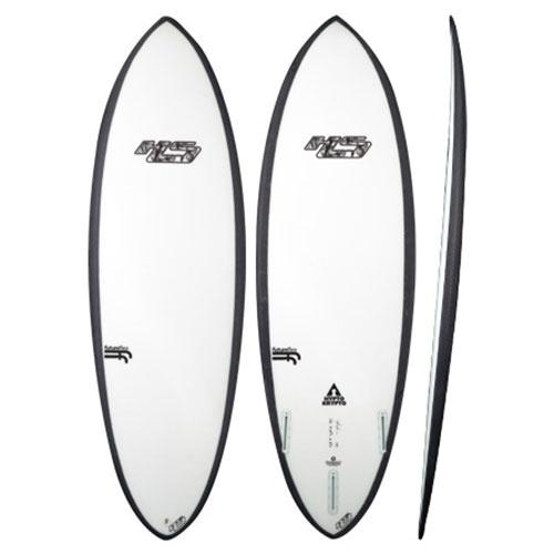 Haydenshapes Hypto Krypto (FutureFlex) 2013 Surfboard