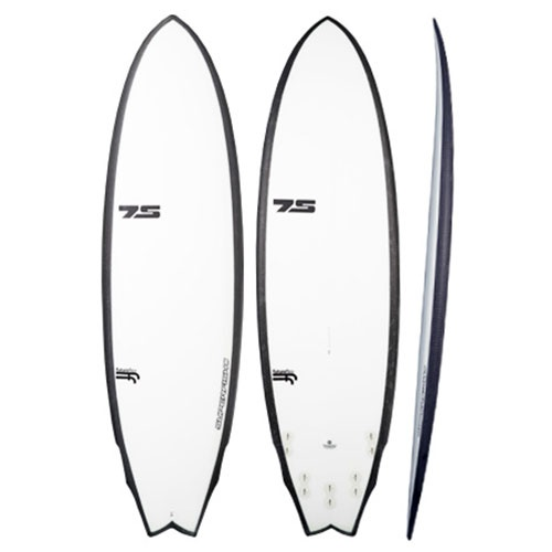 7S Super Fish 2 (FutureFlex) 2013 Surfboard