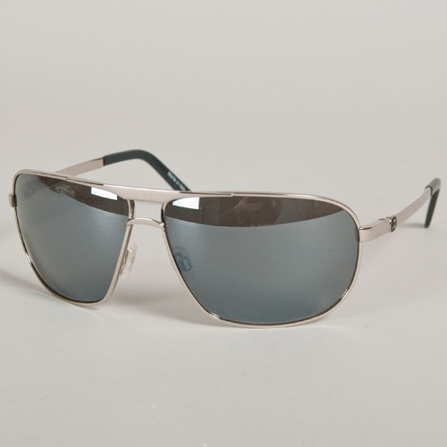VonZipper Skitch (Silver/Grey Chrome) Sunglasses