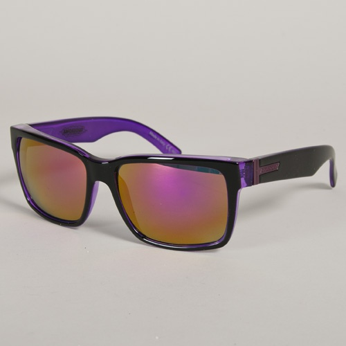 VonZipper Elmore (Purple Erkel/ Cosmic Chrome) Sunglasses