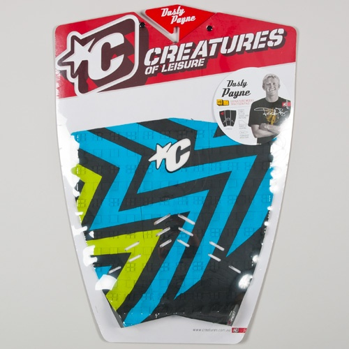 Creatures Dusty Payne (Blue) 2012 Tailpad