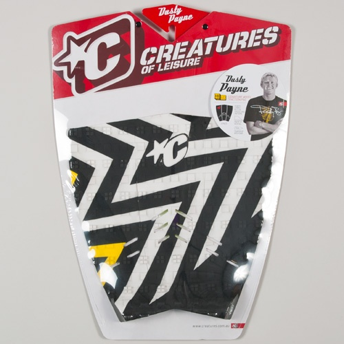 Creatures Dusty Payne (White/Black) 2012 Tailpad
