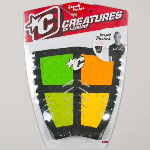 Creatures Garret Parkes (Lime/Orange) 2012 Tailpad