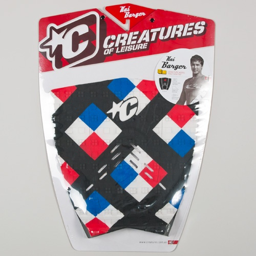 Creatures Kai Barger (Red/Blue) 2012 Tailpad