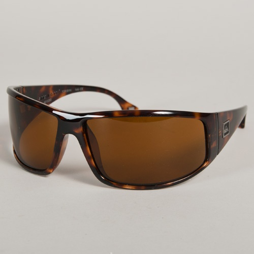 Quiksilver Akka Dakka (Tortoise Brown) 2012 Sunglasses