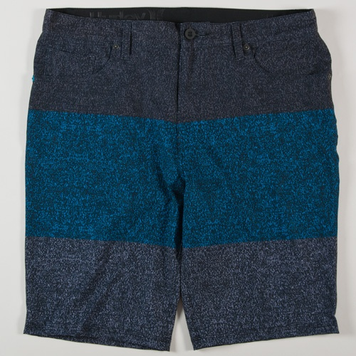 Hurley 84 Phantom Short (Cyan Black)