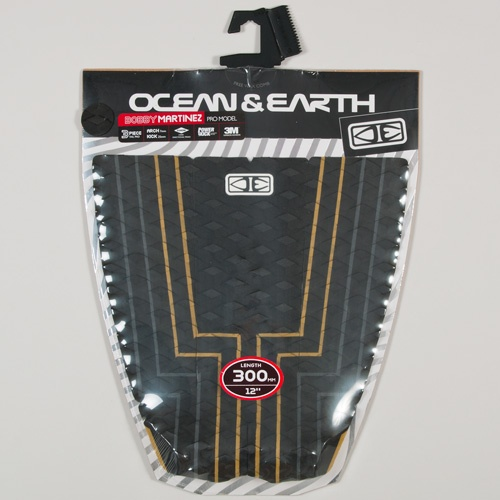 Ocean & Earth Bobby Martinez (Gold) 2013 Tailpad