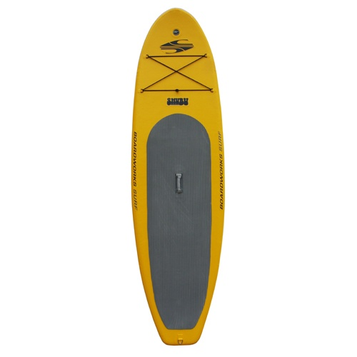 Boardworks 10ft2 Shubu Wide (Yellow) SUP