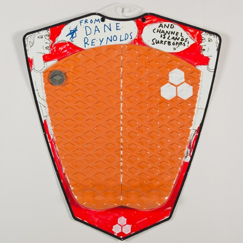 Channel Islands Dane Reynolds (Orange) 2013 Tailpad