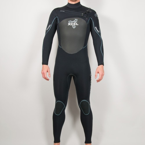 Xcel Mens 4mm Drylock Powerseam 2013 Wetsuit