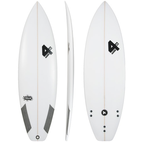Fourth Stoker Surfboard