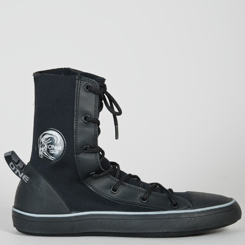 O'Neill 3mm Freak Sneak Hi-Top Boot (Black) 2013