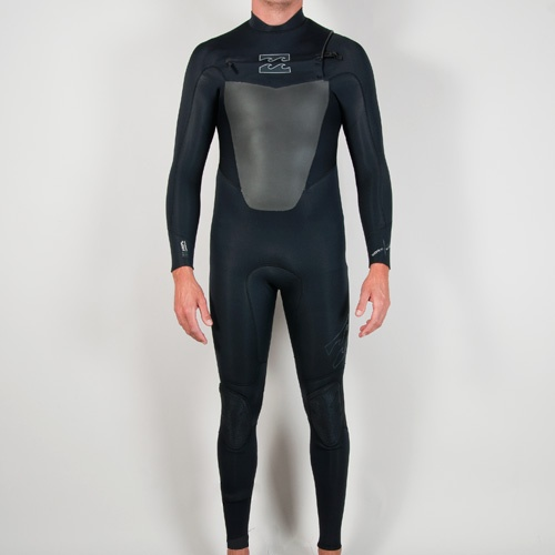 Billabong Mens 5mm Foil Steam (Black) Wetsuit