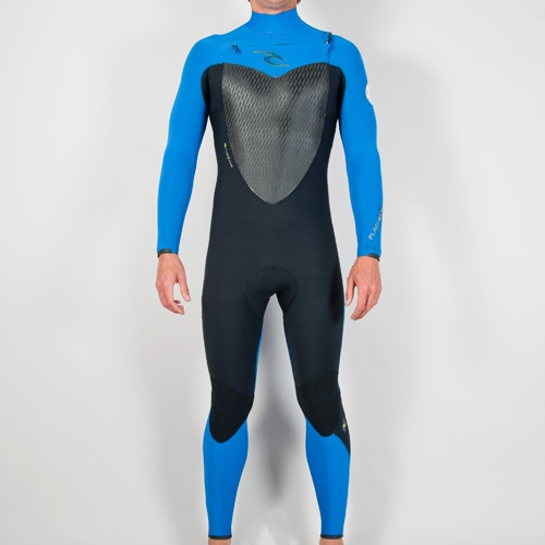 Rip Curl Mens 5mm Flash Bomb (Blue) Wetsuit