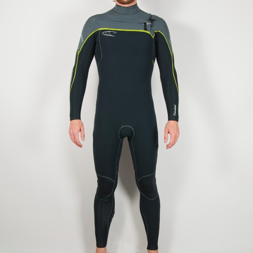 O'Neill 4.5mm Psychofreak (Black) Wetsuit