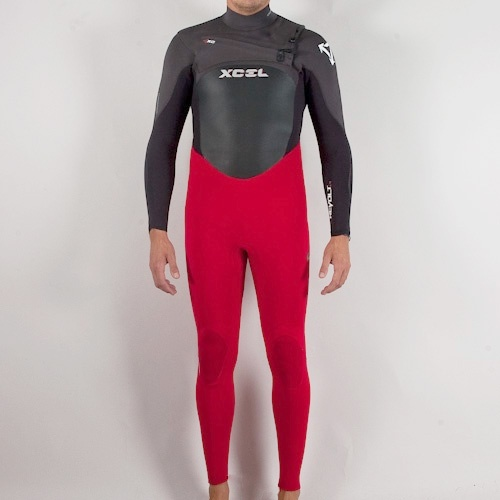 Xcel Mens 5mm Revolt Ltd (Red) Wetsuit