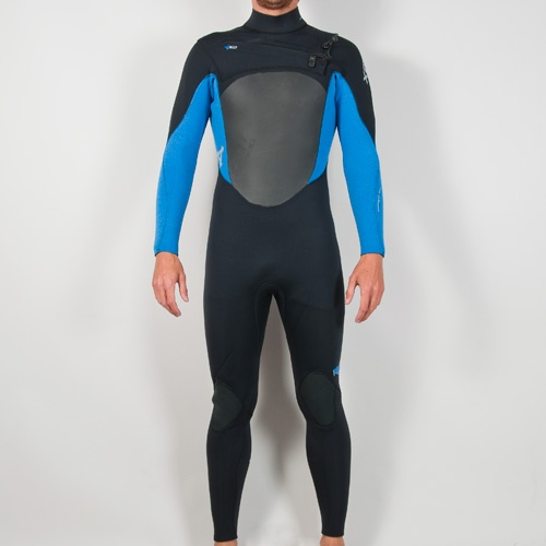 Xcel Mens 5mm Infiniti (Black/Blue) Wetsuit