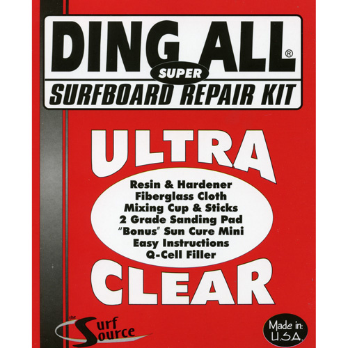 Ding All Super Repair Kit