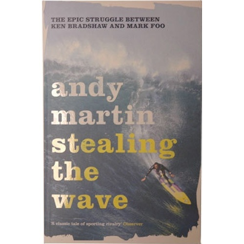 Stealing the wave Book