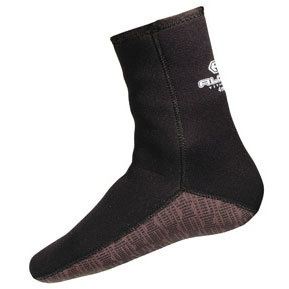 Alder 4mm Burn Sock
