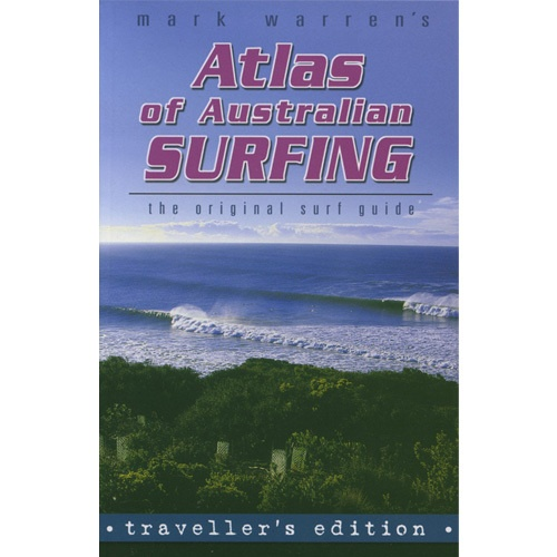 Atlas of Australian Surfing Book