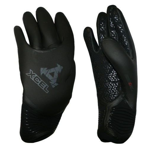Xcel 3mm 5 Finger Drylock Glove (10/11)