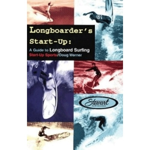 Longboarders Start Up Book
