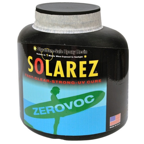 Solarez Styrofoam-Safe Epoxy Resin