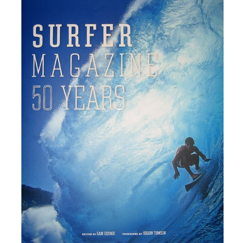 Surfer Magazine - 50 Years Book