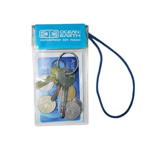 Ocean & Earth Waterproof Key Pouch