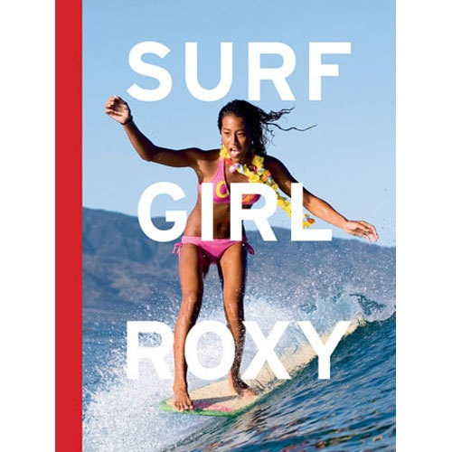 The Roxy Surf Girl Book Book
