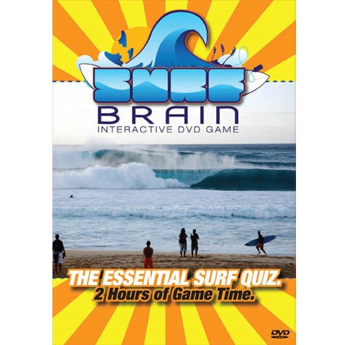 Surf Brain - Interactive DVD Game DVD