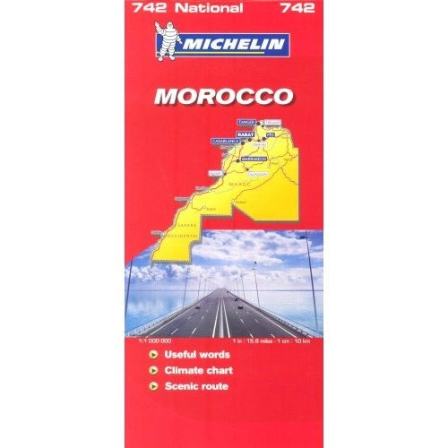 Morocco 742 National  Book
