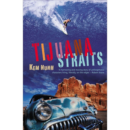 Tijuana Straits Book