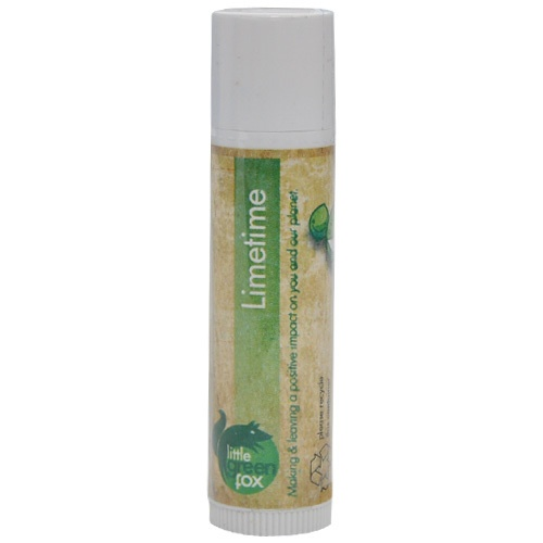 Little Green Fox Lime Time Lip Balm