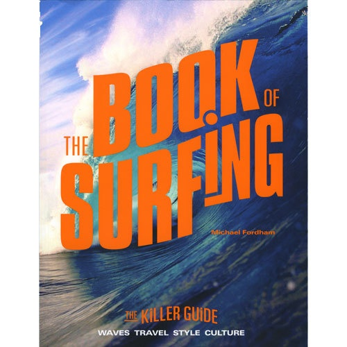 The Book of Surfing Book