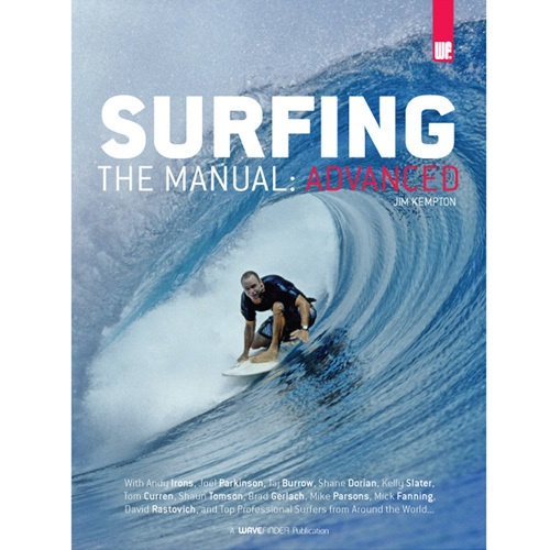 Surfing The Manual-Advanced  Book